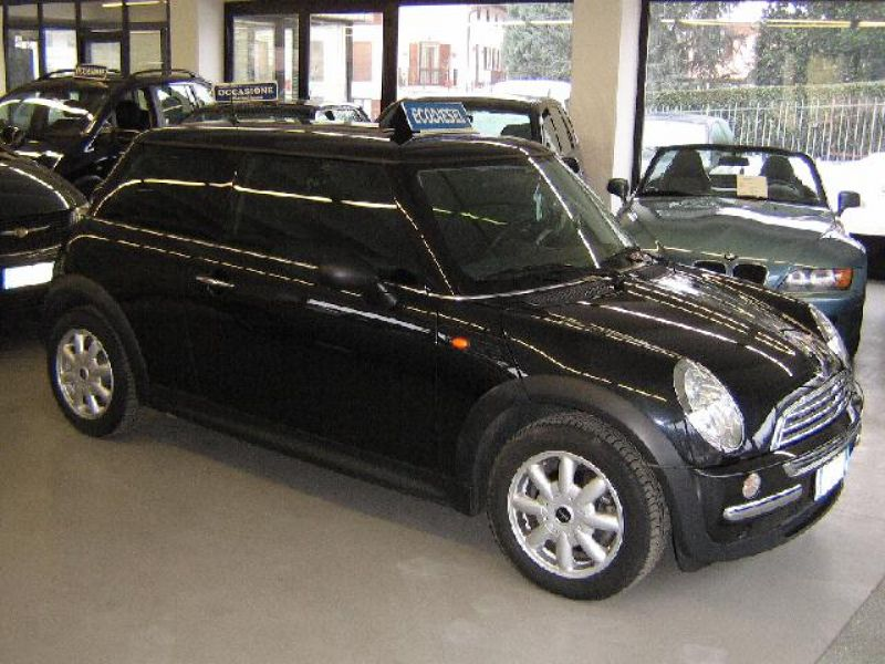 For Sale Mini One Diesel Deluxe