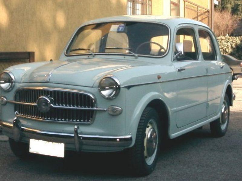 MASCHERINA CENTRALE FIAT 1100-103 D
