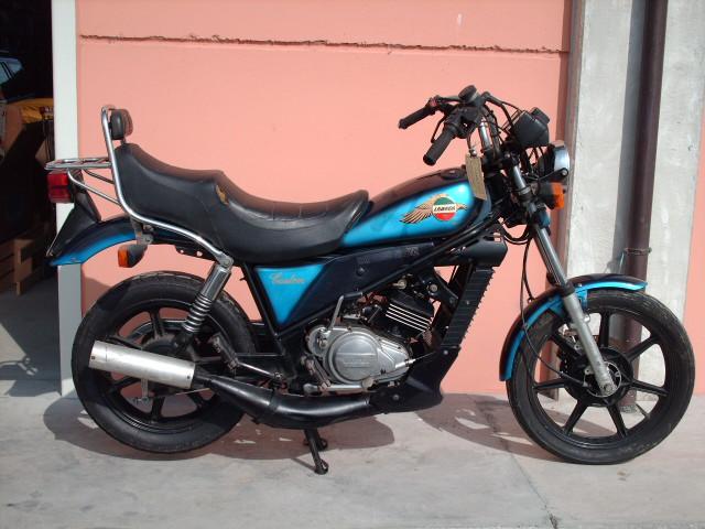 Laverda LZ 125 Sport