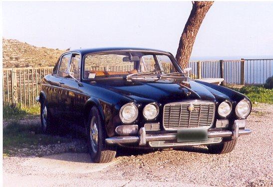 For sale Jaguar XJ6 2.8