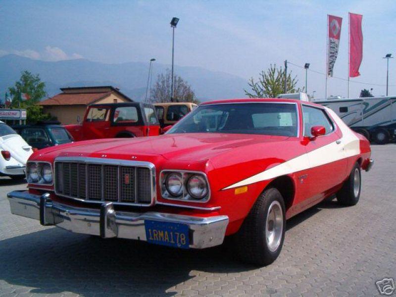 Vendo Ford Gran Torino Starsky E Hutch 1974 Bellissima