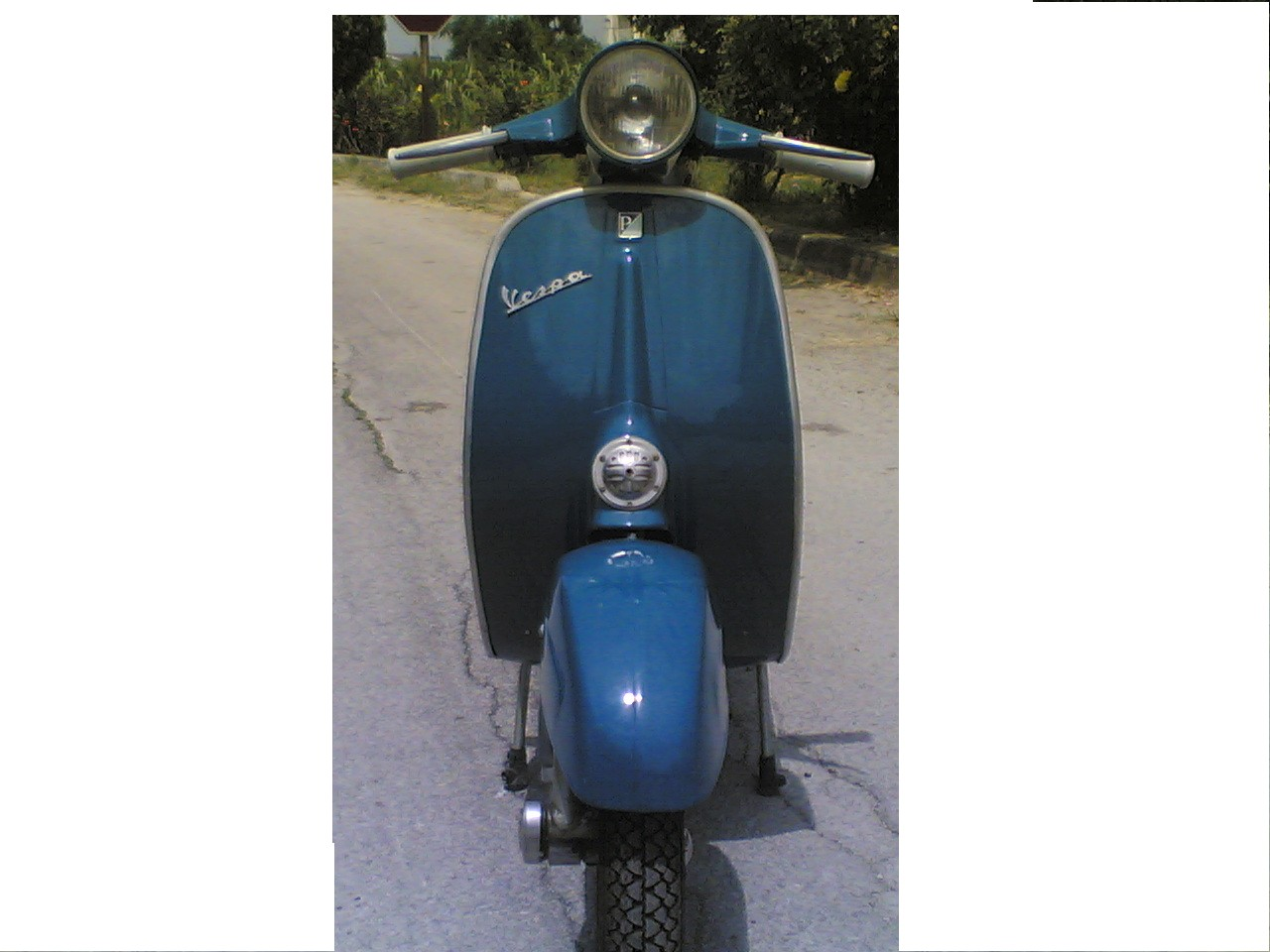 vendo piaggio vespa 90 ss 90 super sprint. Black Bedroom Furniture Sets. Home Design Ideas