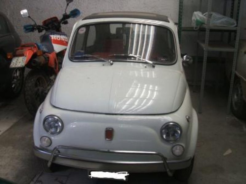Fiat 500 Ls Advert Expired
