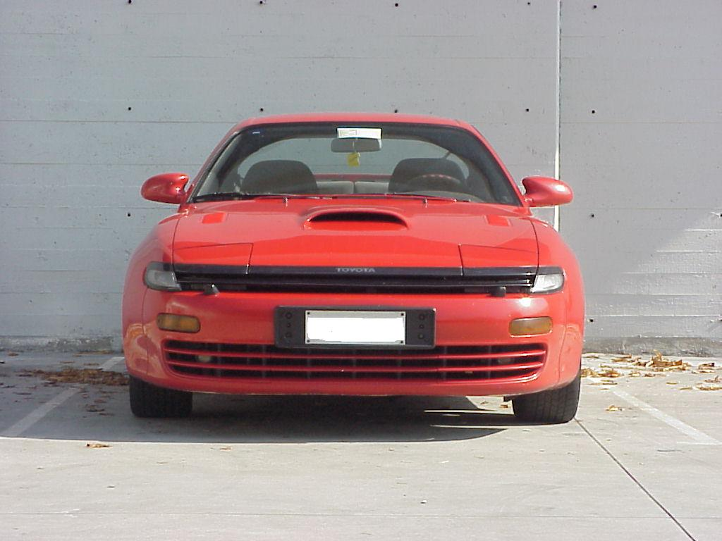 For sale TOYOTA CELICA 2 0 upset 4WD - Removed