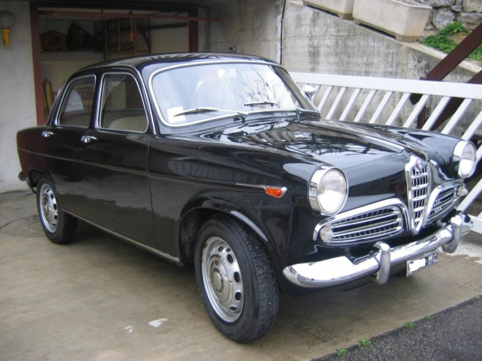 for sale alfa romeo juliet t.the.