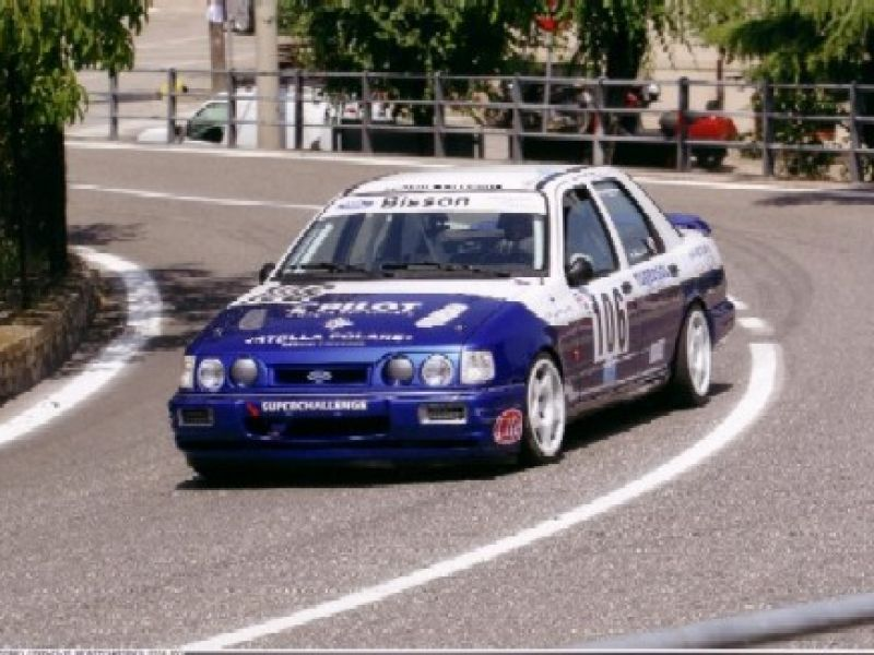 Ford Sierra COSWORTH 4x4 Grs To (advert expired)