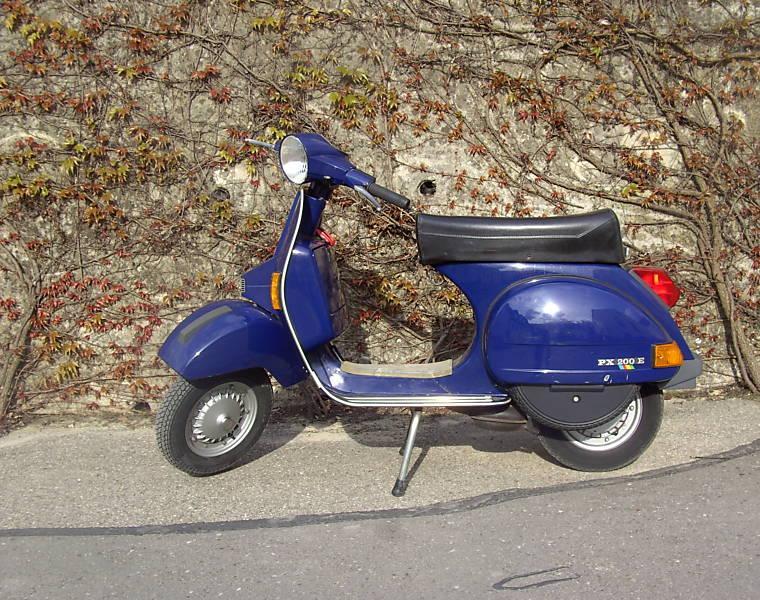 2008 Vespa PX 200 | Picture 1167066
