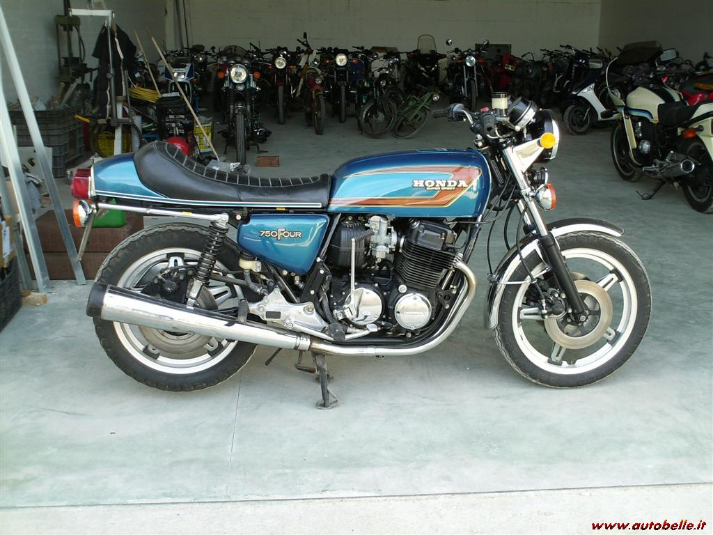 For Sale Honda Cb 750 Four Supersport
