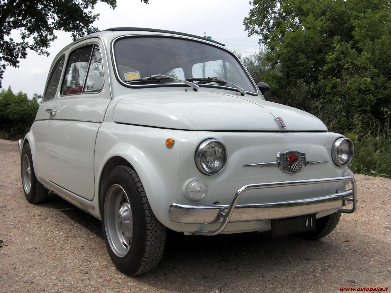 For Sale Fiat 500 Tvs L Giannini Original