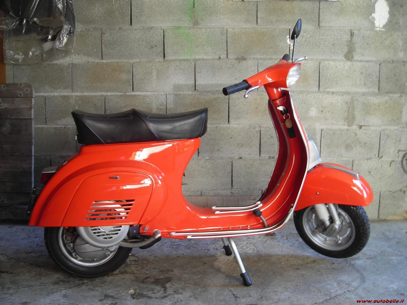 for sale piaggio vespa 50 special 1977 restored perfect. Black Bedroom Furniture Sets. Home Design Ideas