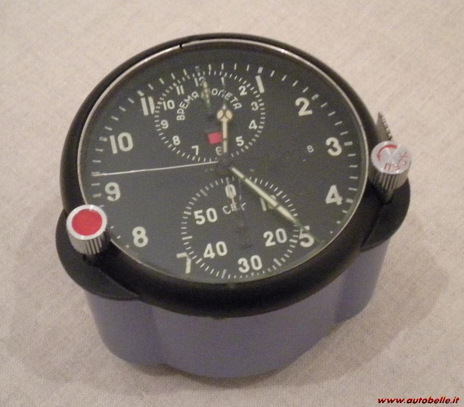 Vendo Orologio Meccanico Aereo Militare D'epoca Ral