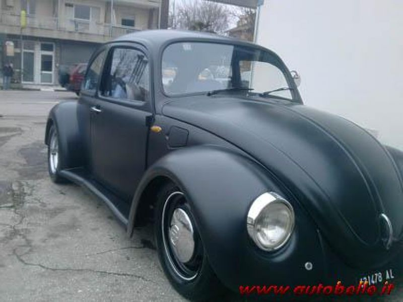 VW May-bug Hot Rod (advert expired)
