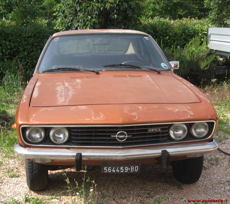 For sale OPEL Manta 1200 Ss