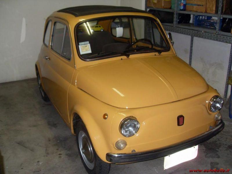 Ricambi Fiat 500 EPOCA BATTERIA Foto Illustrativa