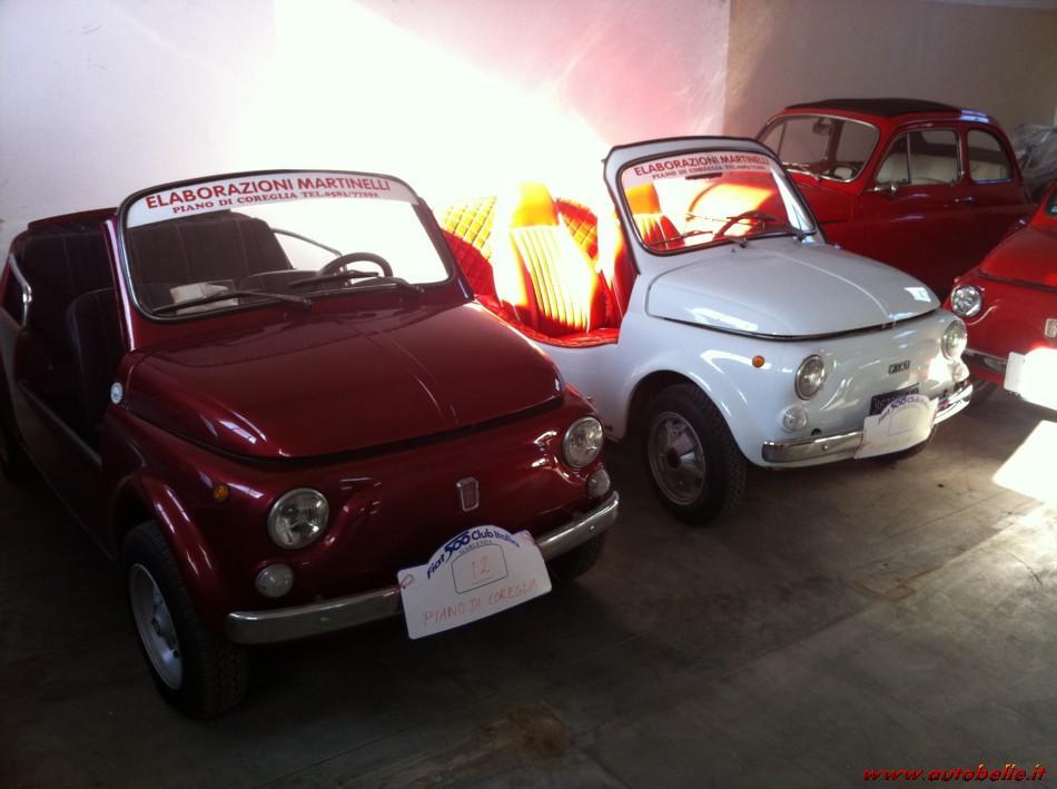 original de premier ordre Beau design modèles à la mode Vendo ricambi FIAT 500 da anni 60 in poi