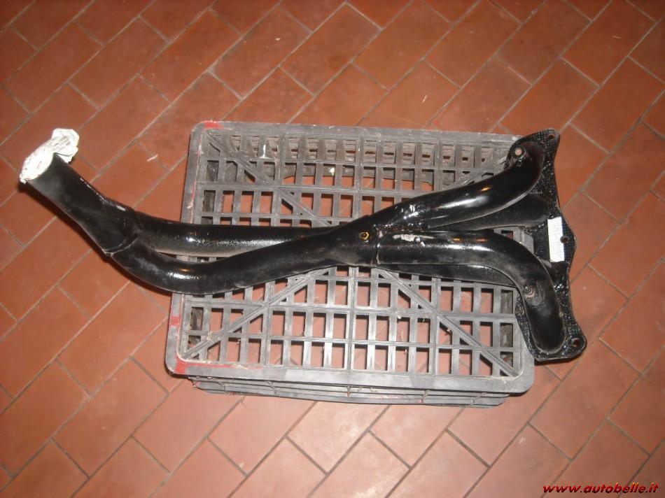 AUTOBIANCHI A 112 COLLETTORE SCARICO