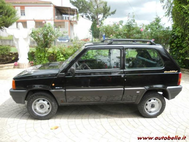 Fiat Panda 4X4 1 1 I Es (advert expired)