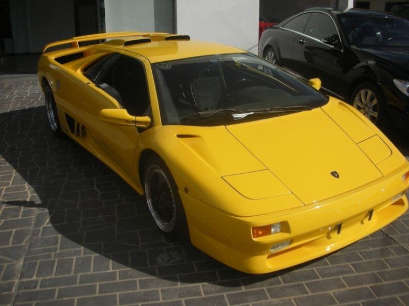For Sale Lamborghini Diablo Sv
