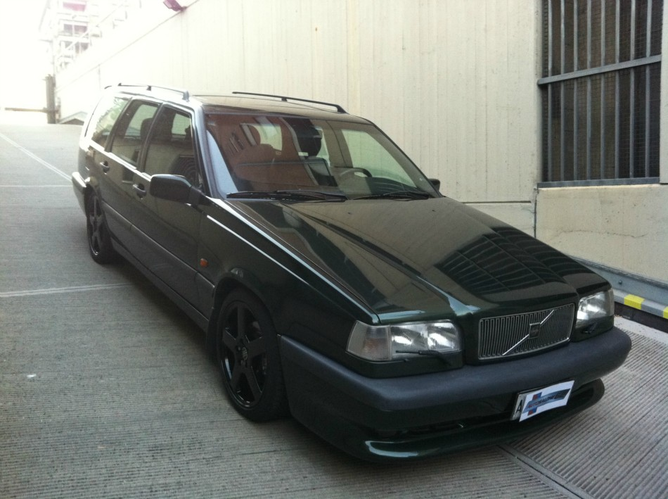 For Sale Volvo 850 T5s R Station Wagon