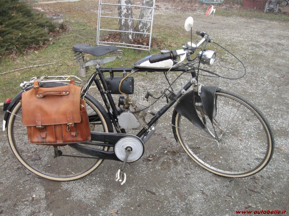 Vendo Vendo Bicicletta Taurea Con Motore