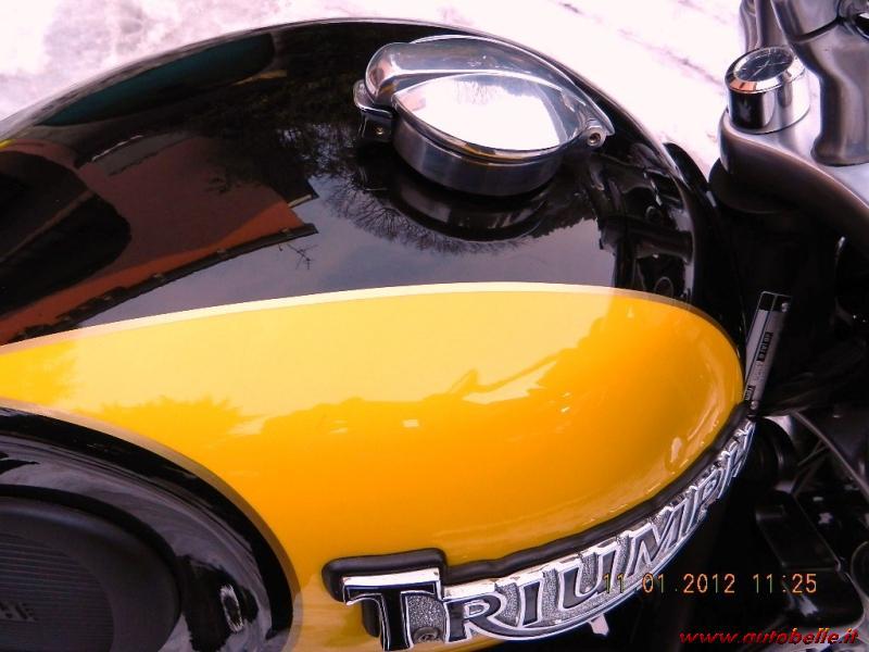 For Sale Triumph Thunderbird Sport 900 2004