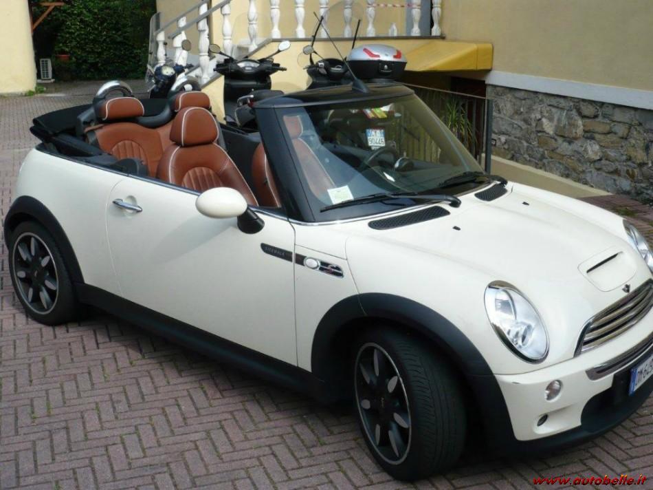 Vendo Mini Cooper S Cabrio Sidewalk