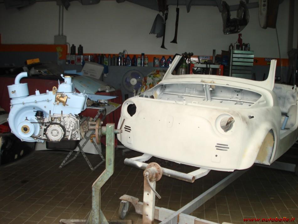 For Sale Fiat 500 Jokers Replica
