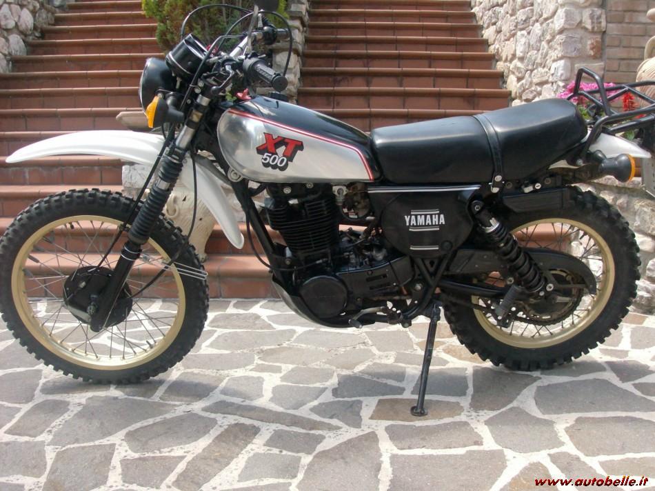 Vendo moto yamaha xt 500 usata - Vendo casa prefabbricata usata ...