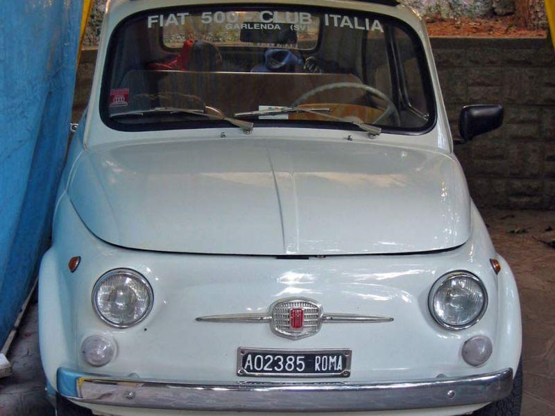 FIAT 126//500 Classic-TERMOSTATO