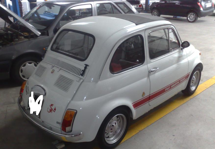 For Sale Fiat 500 Abarths Originale From Collection