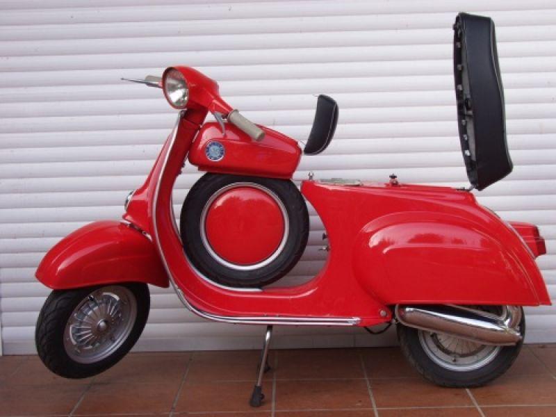 MODELLI VESPA » Vespa Servizio | Scooter Piaggio d'epoca.