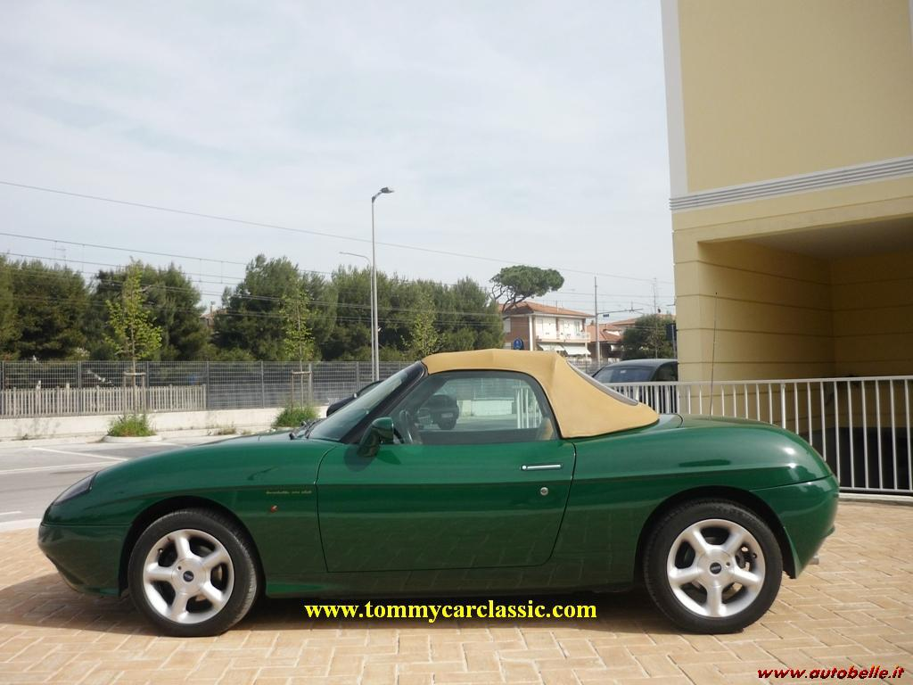 vendo fiat barchetta limited edition solo 500 esemplari