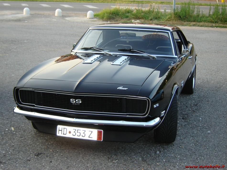 Vendo camaro ss 350 1967