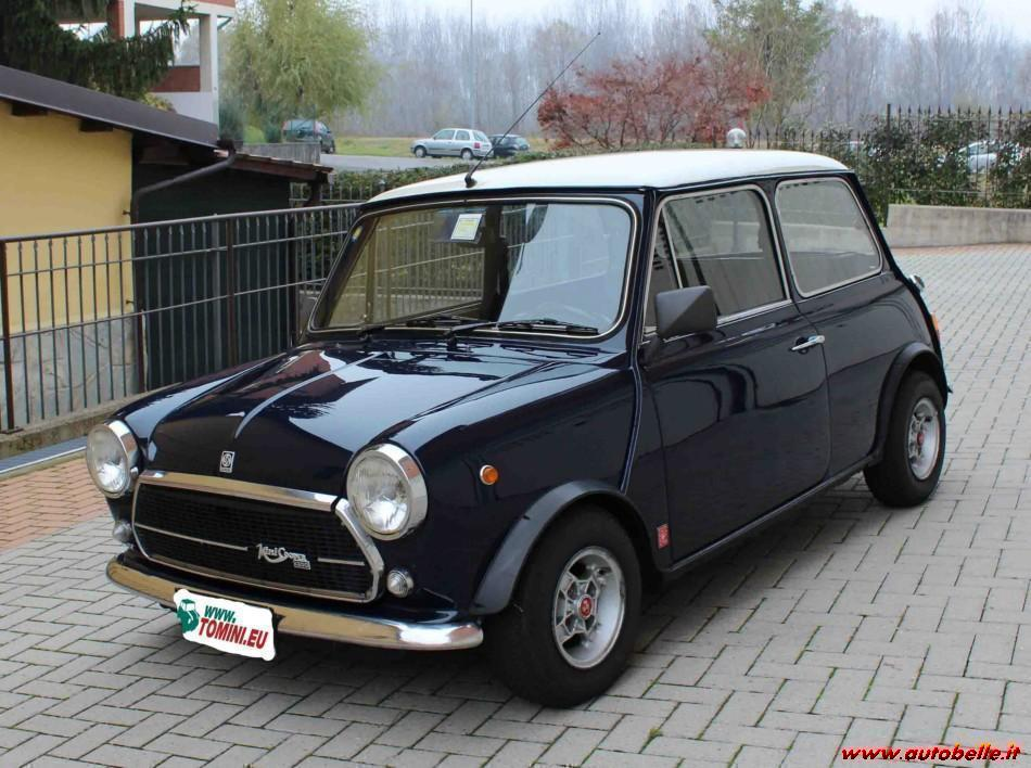 vendo innocenti mini cooper 1300 export