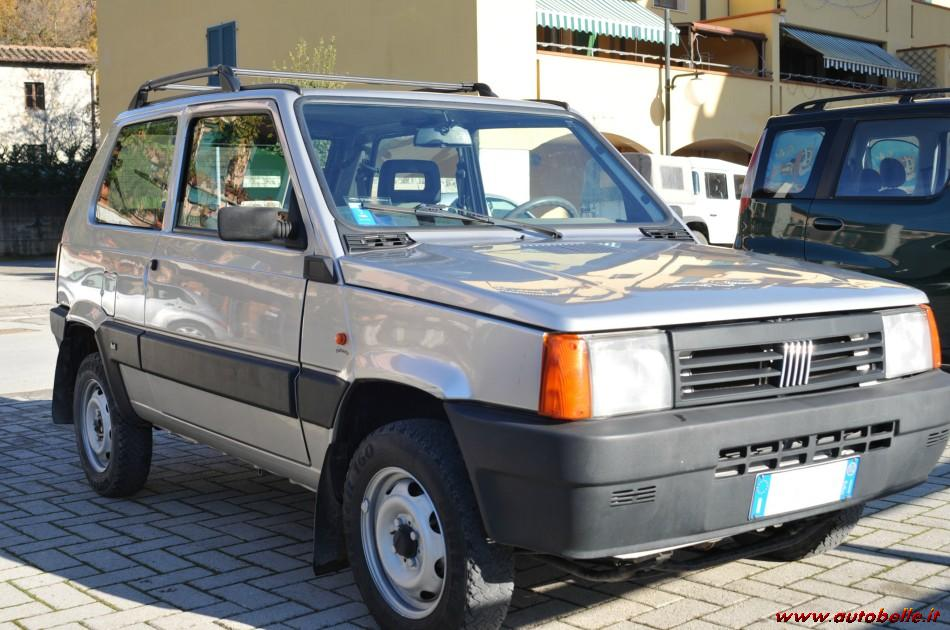 panda 4x4 anno 2000