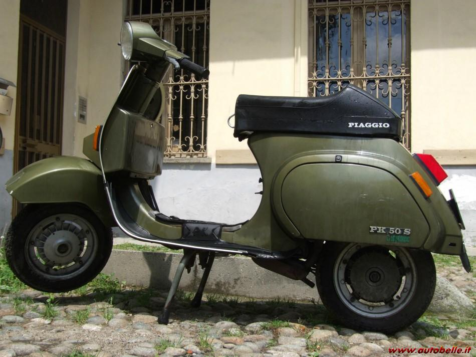 vendo vespa pk 50 s. Black Bedroom Furniture Sets. Home Design Ideas