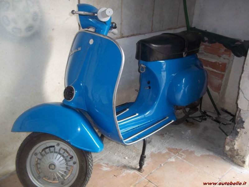 vendo piaggio vespa 50 l. Black Bedroom Furniture Sets. Home Design Ideas