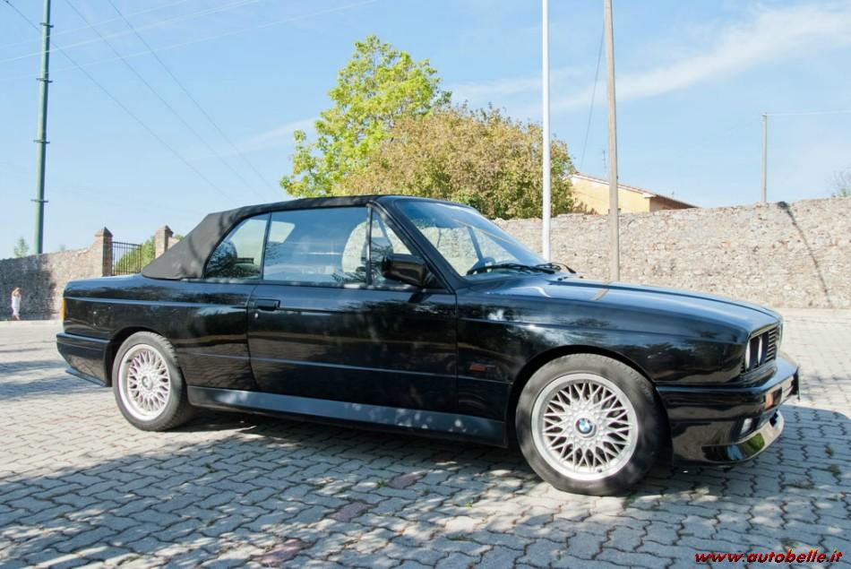 For Sale Bmw M3 E30 Motorsport Cabrio