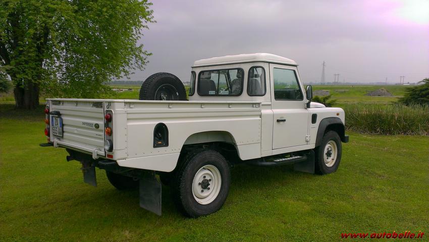 Vendo Land Rover Defender 110 Pick Up