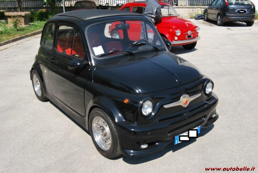 For Sale 1971 9 Fiat 500 Ls Modificata
