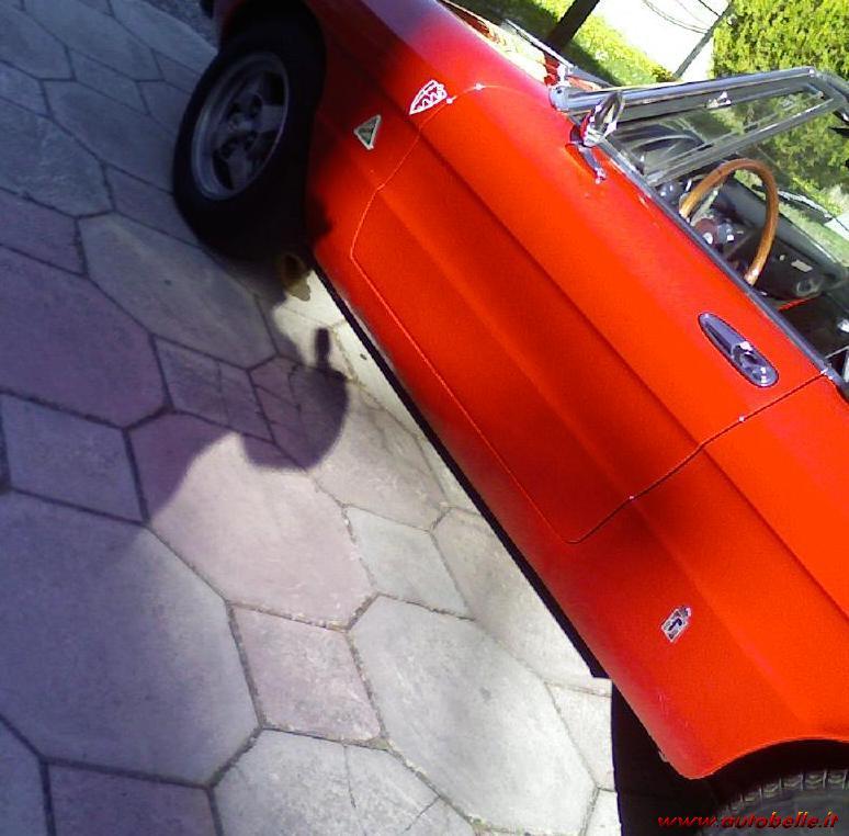 Vendo Alfa Romeo Duetto Spyder 1750 Veloce
