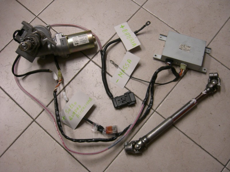 Schema Elettrico Servosterzo Fiat 600 : Vendo servosterzo elettrico per vetture storiche