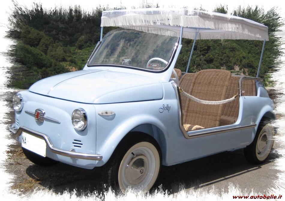 For Sale Fiat 500 Jokers Ghia Replica