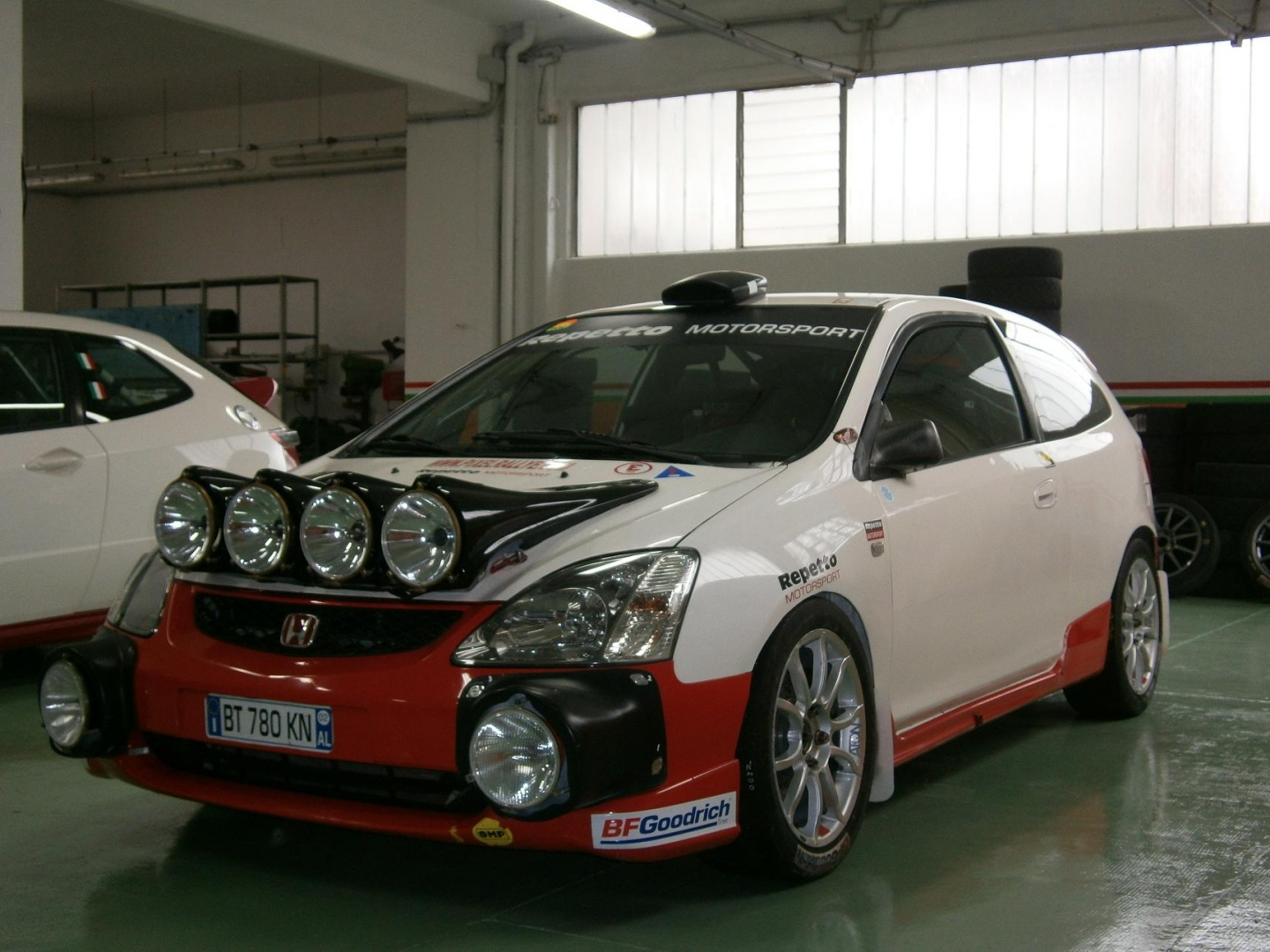 for sale honda civic type r ep3 gr to rally. Black Bedroom Furniture Sets. Home Design Ideas