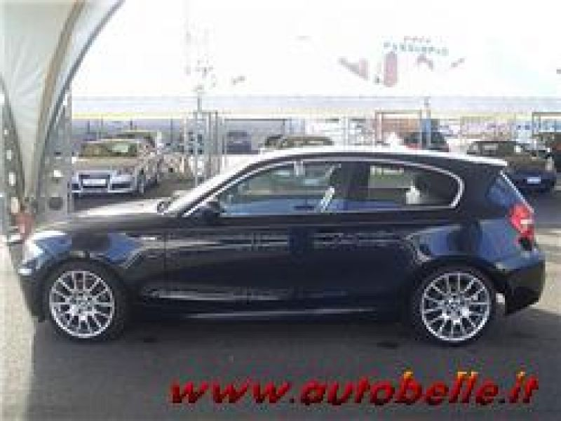 vendo bmw serie 1 120d limited sport edition. Black Bedroom Furniture Sets. Home Design Ideas