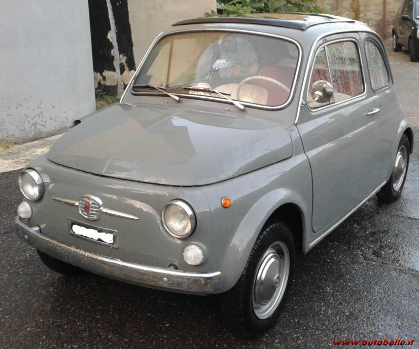 For Sale Fiat 500 Ves 1967 Totally Restored 39 Visits
