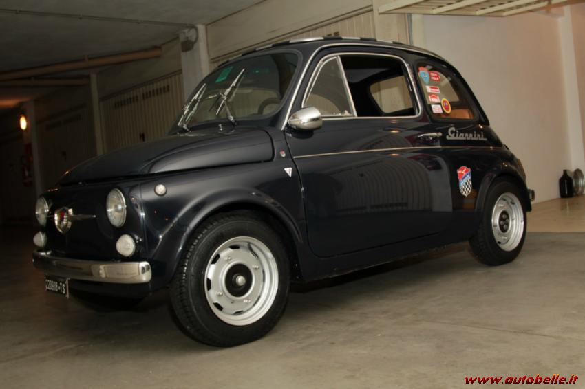 For Sale Fiat 500 Tvs Giannini 1968