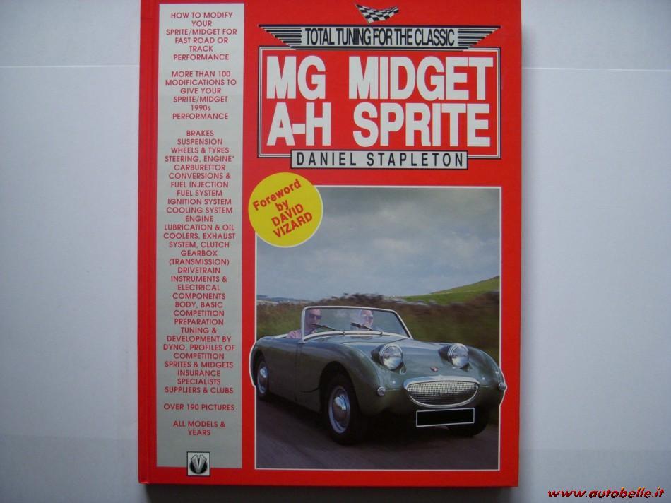For sale austin healey sprite & MG manual midget