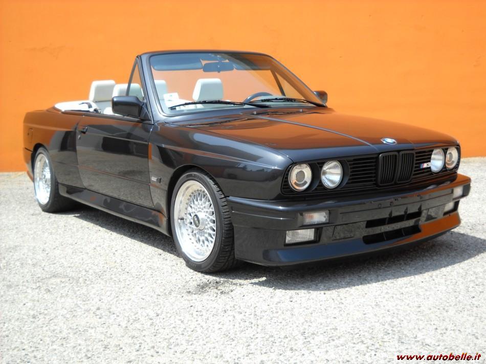 For Sale Bmw M3 E30 Cabrio