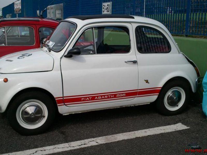 Vendo Fiat 500 L Riproduzione Di 595 Abarth